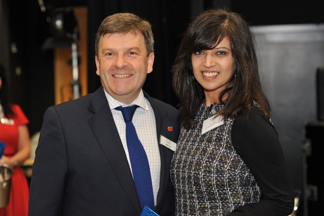 Mark and Kelly Sangha - Consulting Rooms Birmingham