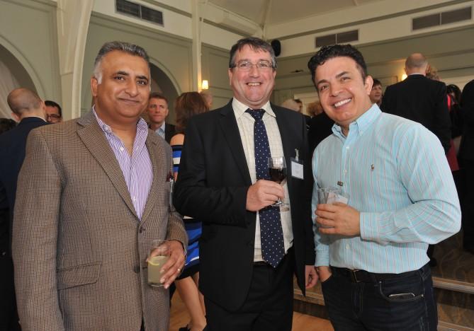 Calthorpe Business Community Event