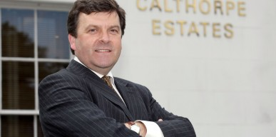 Mark Lee Chief Executive Calthorpe Estates