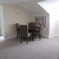 Apt 5 lounge area