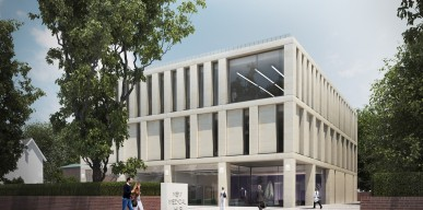 30 Highfield Road new medical hub