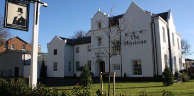 The Physician pub restaurant