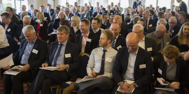 The annual Lodders Solicitors Property Seminar held at Henley in Arden Golf Club.
