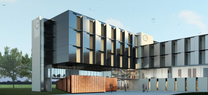 Pebble Mill, which will be home to Circle Health private hospital