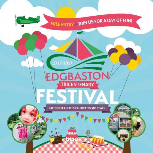 CE Edgbaston Tricentenary Festival