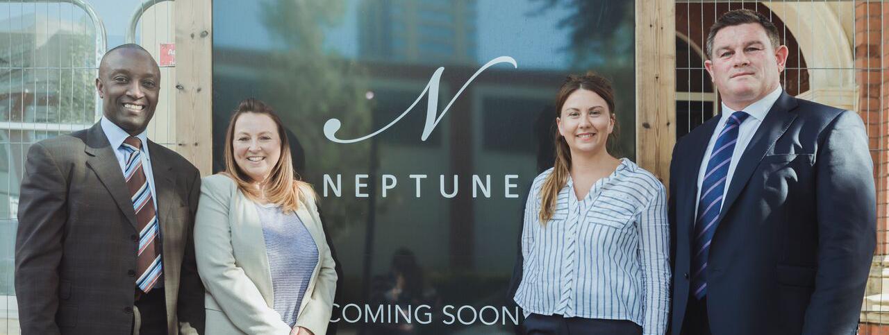 Neptune Cover Image