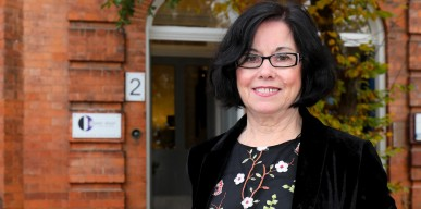 Carmel Mullan-Hartley, Chief Executive of Open Door