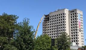 Edgbaston House demolition