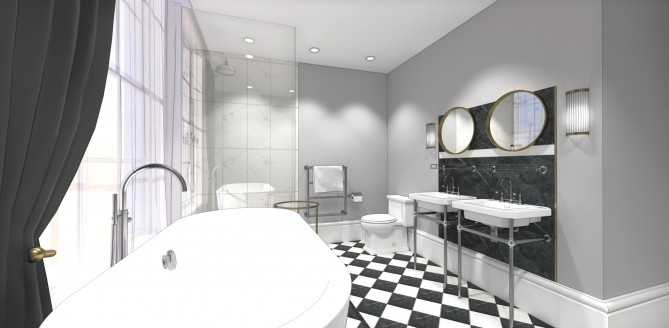 The new Edgbaston bathroom CGI
