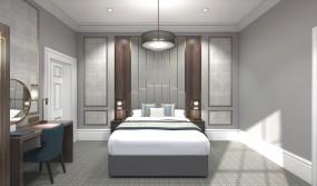 The new Edgbaston bedroom 1 CGI