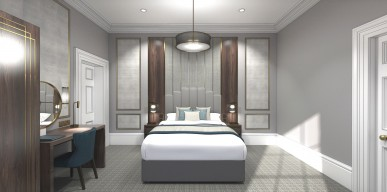The new Edgbaston bedroom 1 CGI