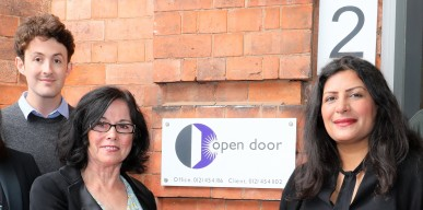 EDGBASTON MP VISITS LOCAL MENTAL HEALTH CHARITY