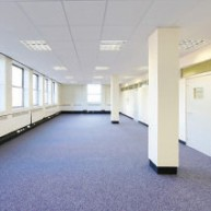 9 and 10 Frederick Road open plan office space